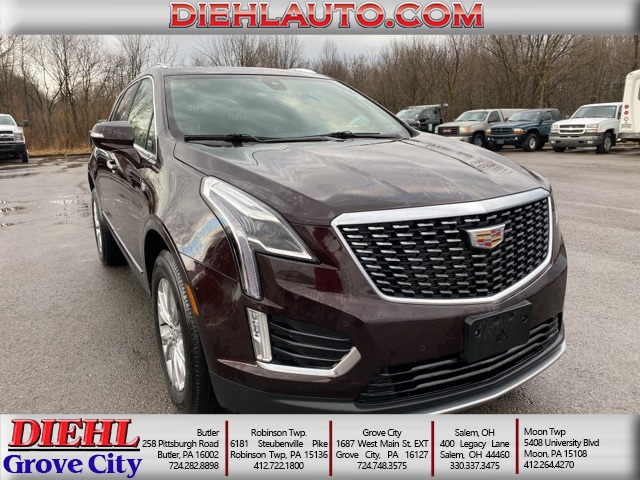 Pre-Owned 2020 Cadillac XT5 Premium Luxury