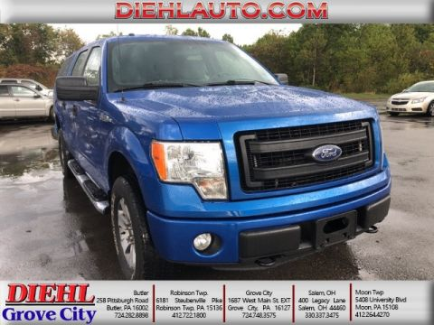 Pre-Owned 2014 Ford F-150 XLT