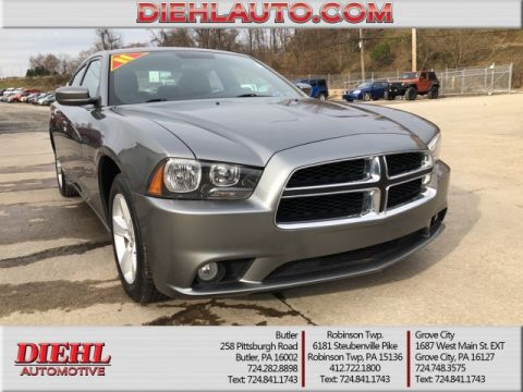 Pre-Owned 2011 Dodge Charger SE