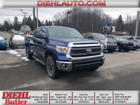 Pre-Owned 2014 Toyota Tundra SR5
